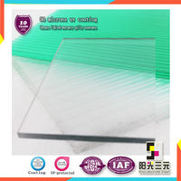 clear polycarbonate pc awning