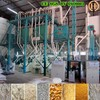most popular 30/d maize grinding mill for corn flour making process