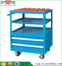 TJG CNC Tool Holder Trolley Used Auto Garage Equipment Sale