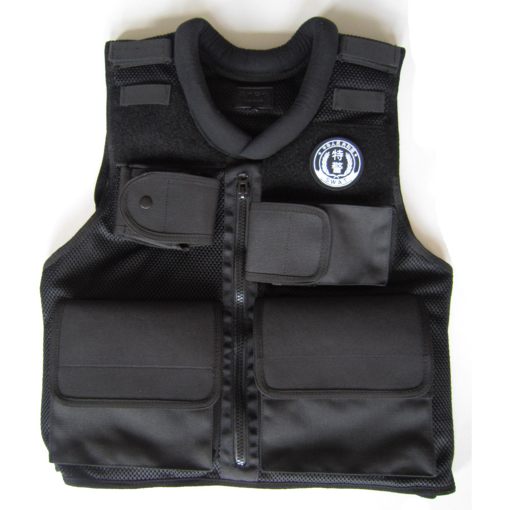 Stab and bullet proof vest