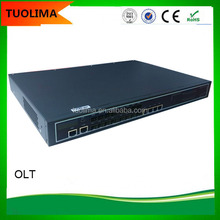 New Products FTTB GEPON/EPON 1U 4 PON OLT