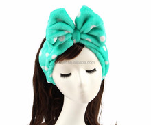 Wholesale Headband Bath Shower Cap for Girl And Women