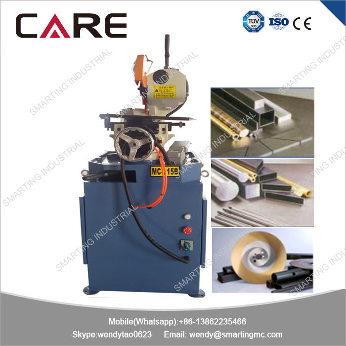 High speed 45 degree pneumatic copper pipe cutter machine, 45 degree cutting machines for steel pipe tube