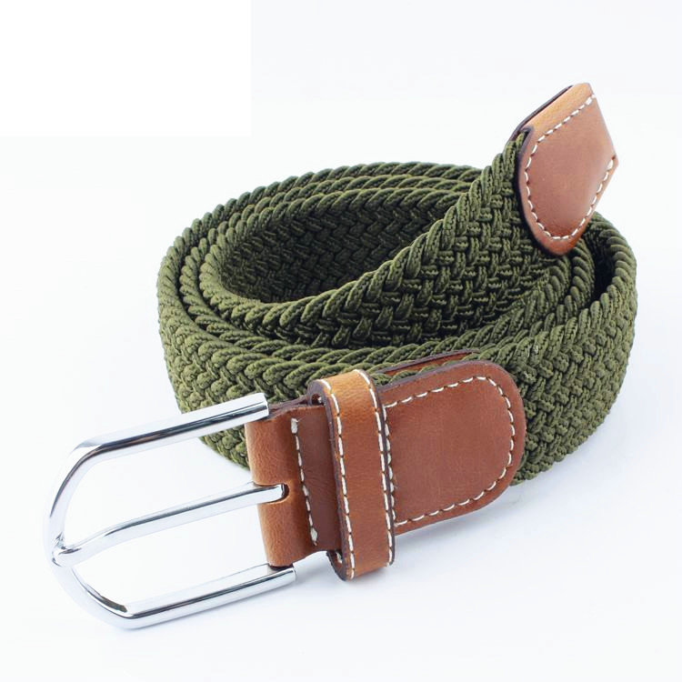 High quality handmade western style belts for removable buckle