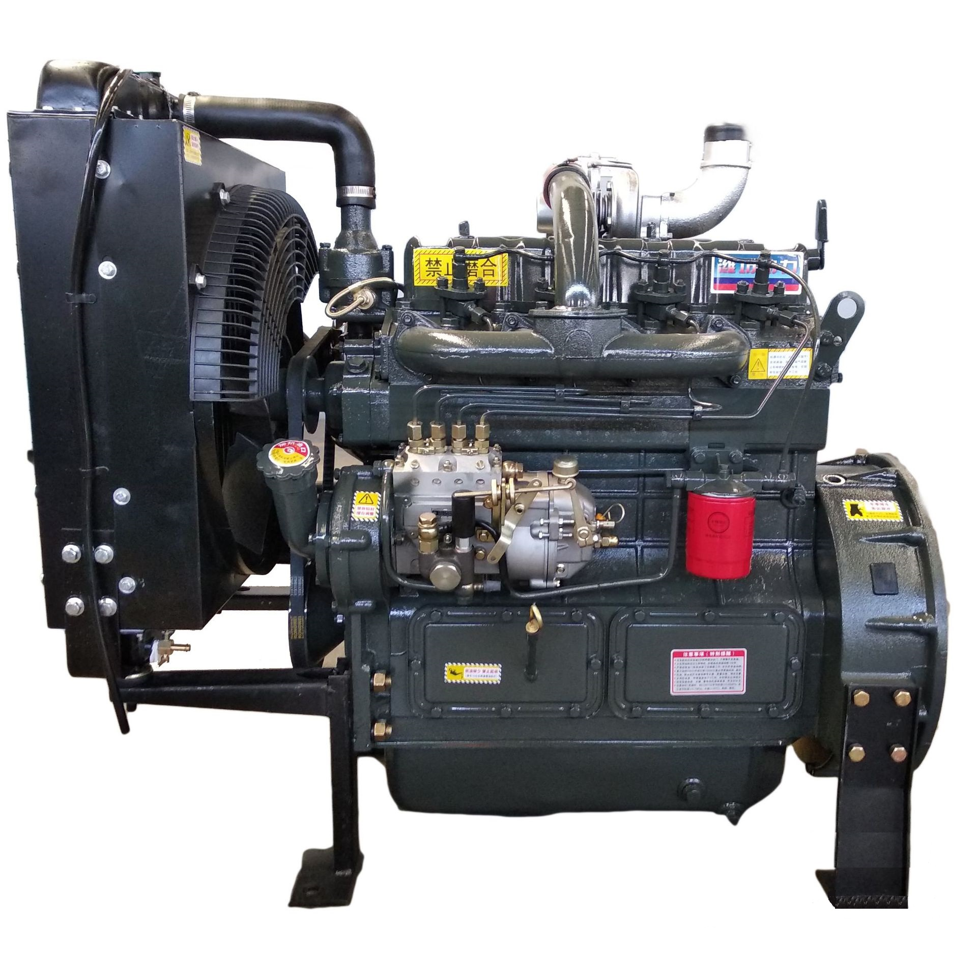 weifang water cooling 4 cylinder 30kw K4100D diesel <strong>engine</strong>