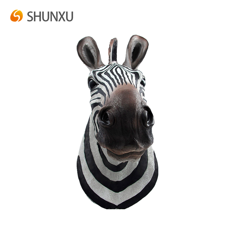 Zebra Head Wall Hanging, Zebra Head Wall Hanging Suppliers and ...
