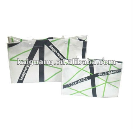 Lead-free Big Shopper PP Non Woven Bag