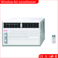Inverter type Window Air Conditioner ,7000BTU-24000BTU