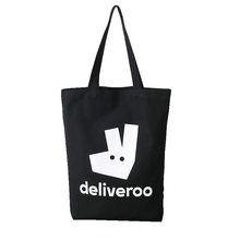 Reusable waterproof grocery cotton eco-friendly fabric shopping bag