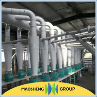 High Quality Maosheng domestic flour mill