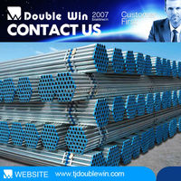 Distributor required 48 steel tube galvanized steel tubing for sale