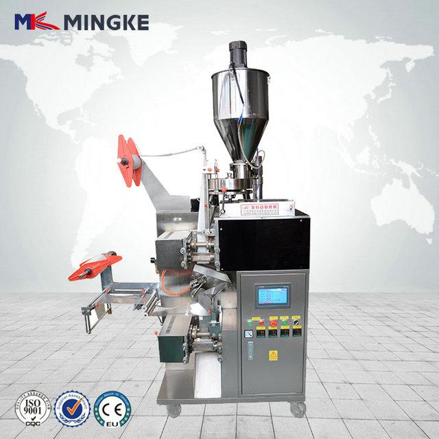 Full automatic fragmental tea pouch tea bag packaging machine