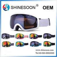 Good quality cool motor cycle goggle for skiing,sports,racing ski goggles
