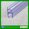 plastic shower door seal strip