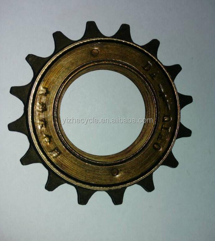 China factory 16T steel freewheel used for bicycle / bike freewheel