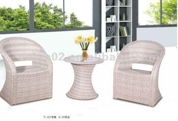 Patio Rattan Outdoor Wicker Chair