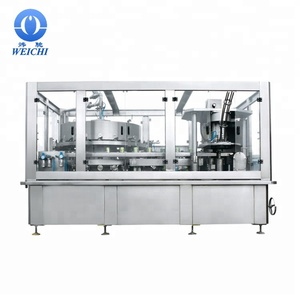 DGD 2004 - Automatic Can Filling Machine for Carbonated Beverage
