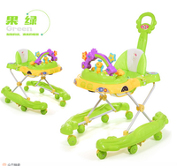 baby stroller for sit-to- stand,multi functions baby carriage, multi colors baby walkers for choose