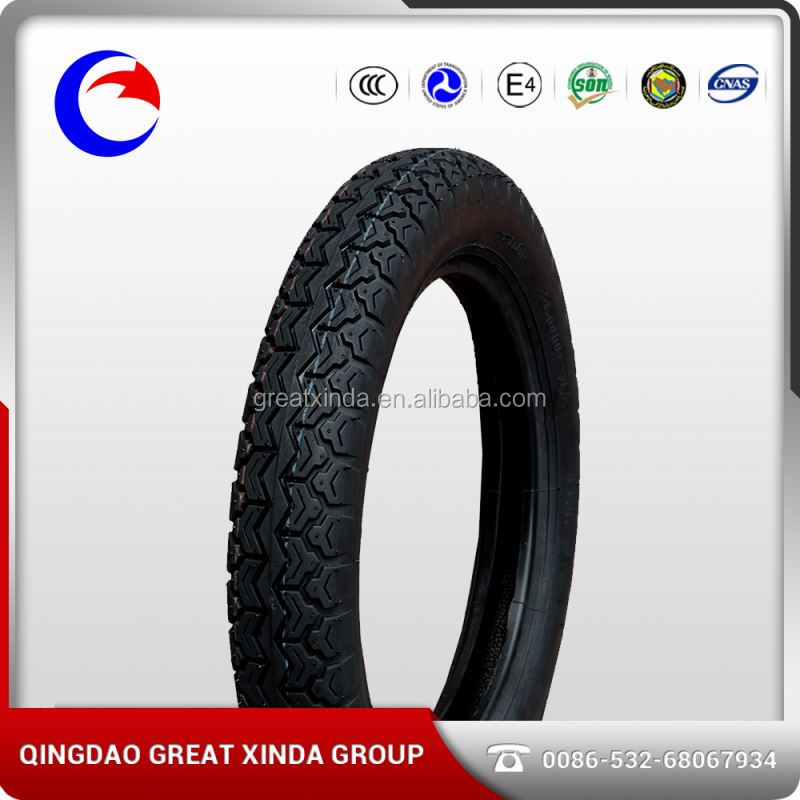 Motorcycle Tyre And Tube 90/90-17