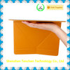 Shockproof flip leather tablet cover for ipad air keyboard case