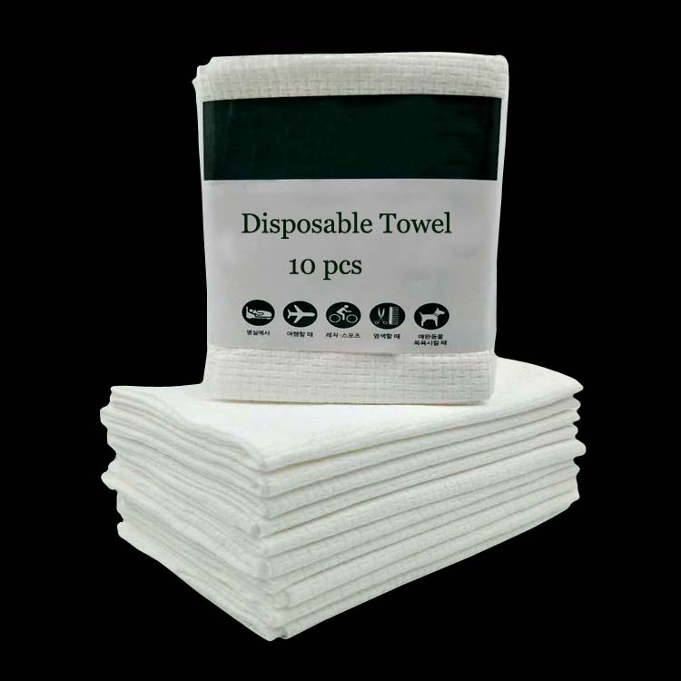 Hot Selling Car Cleaning Microfiber Towel Disposable Super Absorbent Pet Drying Towel Wholesale