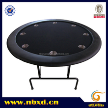 8 person Poker Table with Iron Leg
