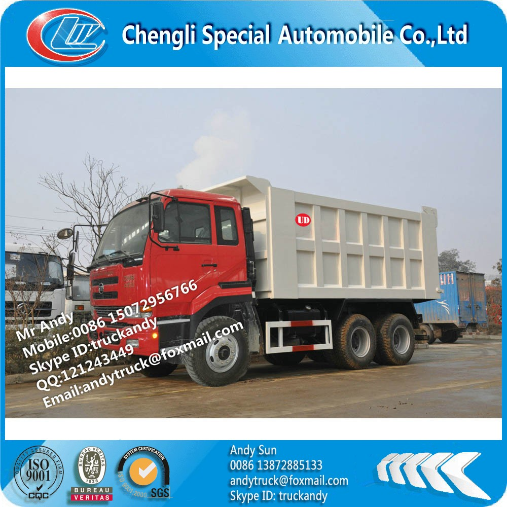 25 ton NISSAN UD tipper truck for sale