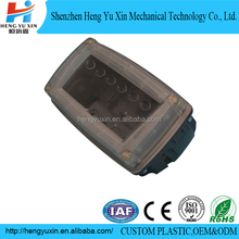 Professional precision OEM custom waterproof plastic meter box