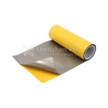 Sheet or roll Shape soft magnetic materials for NFC antenna unit