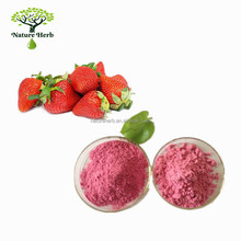 Bulk Daily Nutritional Supplement Strawberry Concentrate Juice Powder