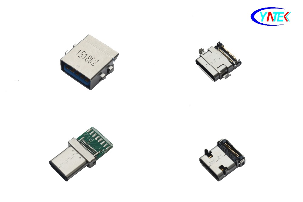 USB 3.1 Type C female connector FOR MOLEX SD-105450-001