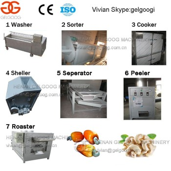 CE Approved Automatic Cashew Nut Shelling Machine Price |Cashew Nut Use Cashew Nut Opening Machine for Sale