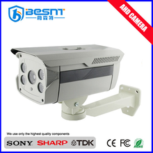 new products 4 array leds IP 66 waterproof SONY 1080P 2MP AHD camera with night vision and OSD (BS-8057ADV)