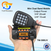 KT-8900 Dual Band Mobile Transceiver Best Selling UHF VHF Car Radio Professional Mobile Radio