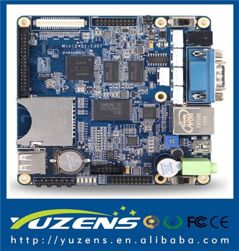 Mini2440 Core Board SBC Single-Board Computer 400MHz S3C2440 256M NAND Flash ARM9 Development Board