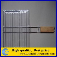 Hot sale Stainless Steel Barbecue Metal Wire Mesh/BBQ Grill Wire Mesh from alibaba chian supplier
