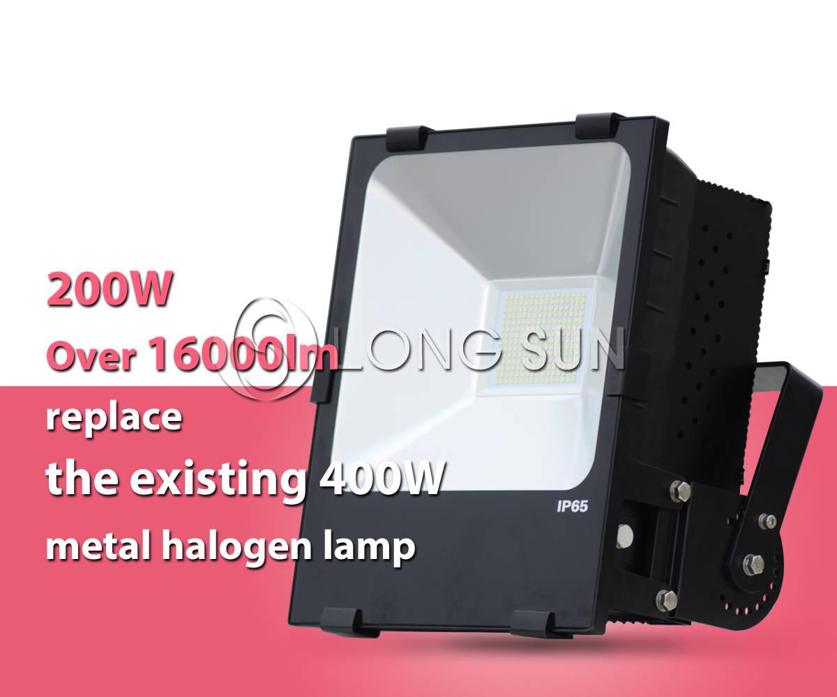 new product led high bay light