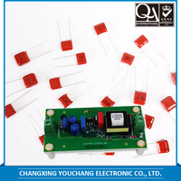 New technology electronic CBB21component supplier