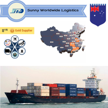 Professional China freight forwarder sea service to Chile/Australia/New Zealand