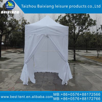 Factory supply 10*10 10*15 10*20steel folding roof top pop up tent