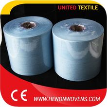 High Quality Durable Cheap PP Woodpulp Spunlace Fabric Roll