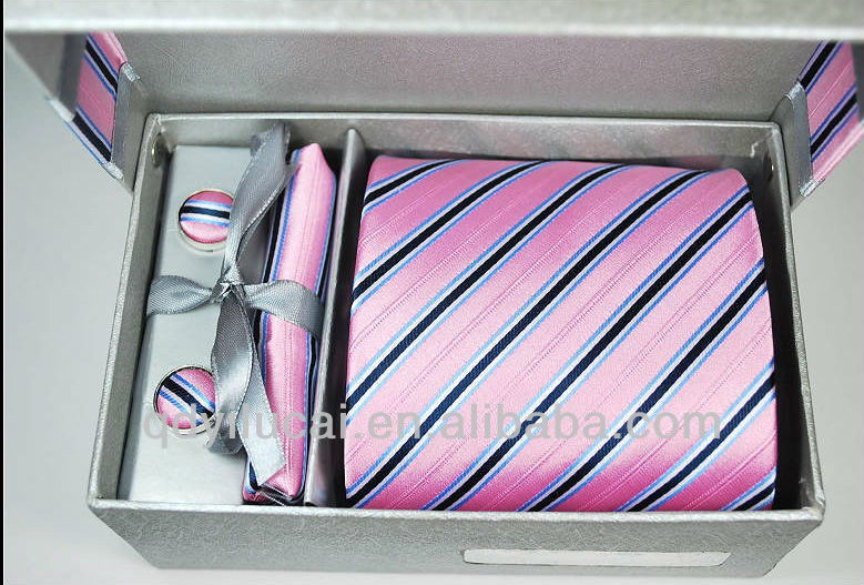 fashion necktie display boxes