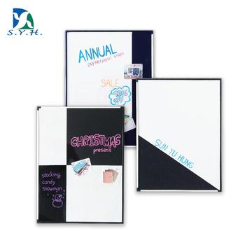 Designer Workstation Combination Writing Board