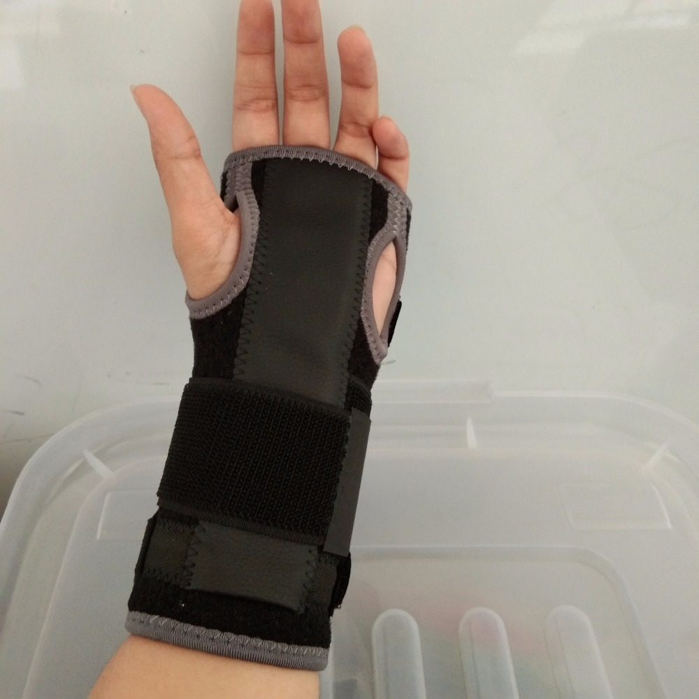 Competitive price neoprene medical splint for carpal tunnel wristband wrist protector