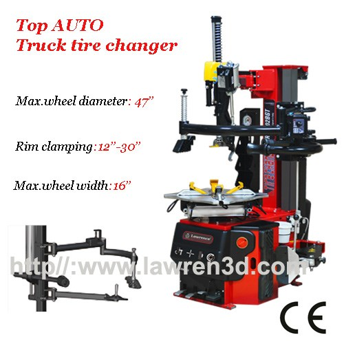 width 406mm machine tire changer 220V/380V