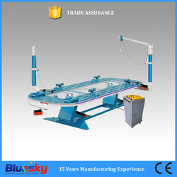FM3000 best quality auto repair equipment /chassis straightening machine/car bench