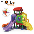 Wholesale outdoor playground slide amusement park Kindergarten kids slide for fun