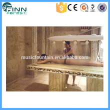 High quality therapeutic automatic water jet massage beauty bed