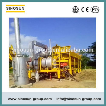 SLB30 twin drum bitumen plant supplier at factory price