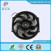 406mm battery operated 12v 16 inch rechargeable fan
